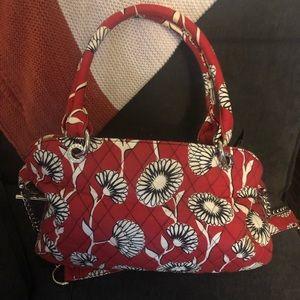 Vera Bradley red purse